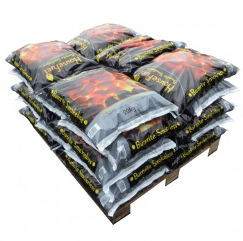 Housefuel Burnrite Smokeless Fuel - 25 x 20kg Bags (Half Pallet)