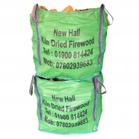 2x Large Bulk Bags - Kiln Dried Mixed Hardwoods - Combo Deal - BSL 0034348-0001