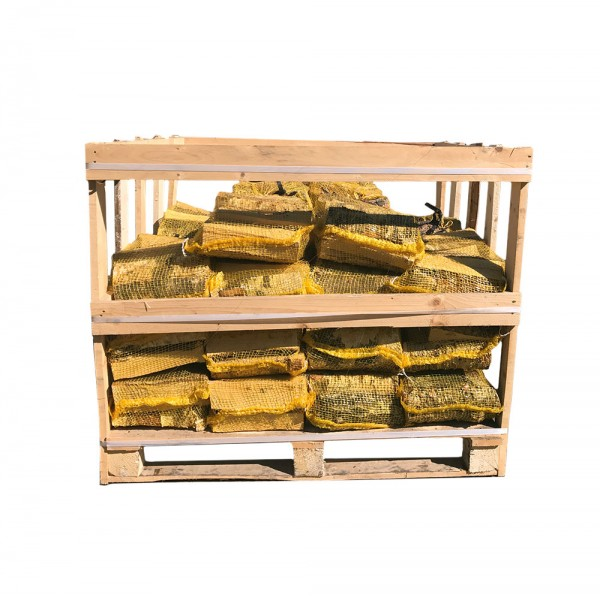 Kiln Dried Log Nets - 100% Birch - 32 nets